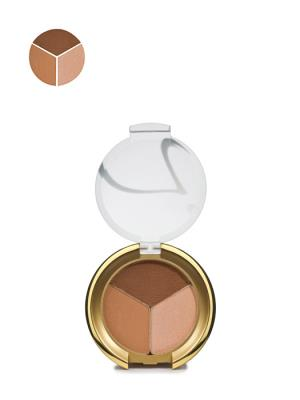 Σκιές ματιών PUREPRESSED EYESHADOW TRIPLE COGNAC