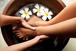 Bride Spa Pedicure MfDaySpa