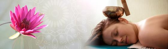 Singing Bowl Massage - Therapeutic massage MfDaySpa