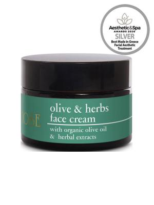 OLIVE & HERBS FACE CREAM 50ml