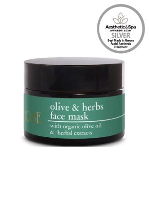 OLIVE & HERBS FACE MASK 50ml