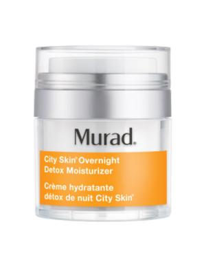 CITY SKIN OVERNIGHT DETOX MOISTURIZER 50ml