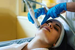 Aqua Peeling Hydra Facial MF Day Spa