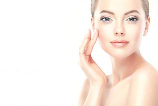 Glass Skin Facial Skin Care Beauty Trend