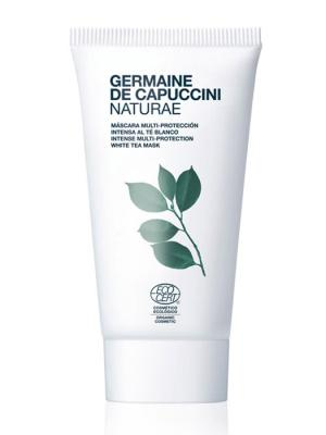 Germaine De Capuccini Naturae Organic Intense Multi-Protection White Tea Facial Mask 50ml