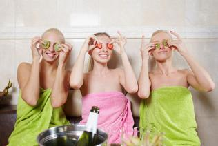 Bachelorette Spa Party MfDaySpa