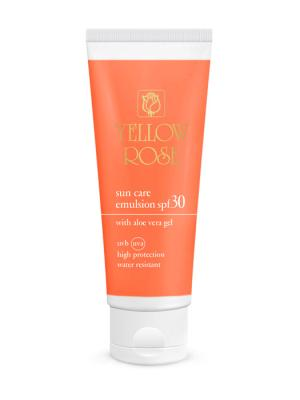 Yellow Rose Sun Care Emulsion SPF 30 250ml