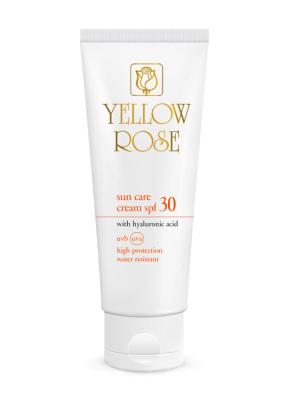 Yellow Rose Sun Care Cream SPF30 50ml