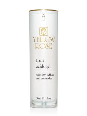 Yellow Rose Fruit Acids Gel 30ml
