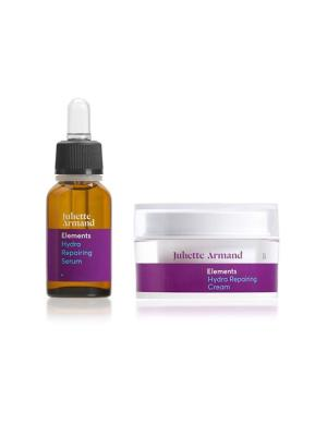 Juliette Armand Promo Pack Hydra Repairing Serum 20ml + Hydra Repairing Cream 50ml