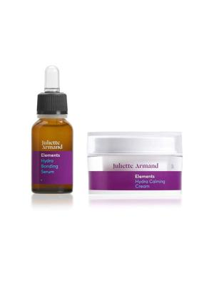 Juliette Armand Promo Pack Hydra Bonding Serum 20ml + Hydra Calming Cream 50ml