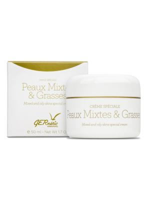 Gernetic Cream Mixed And Oily Skins 50ml
