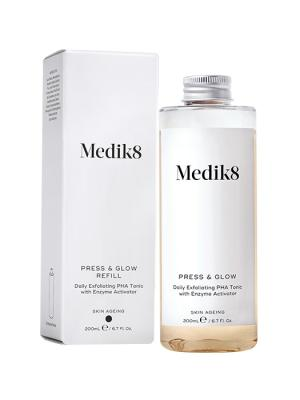 Medik8 Press and Glow Refill 200ml