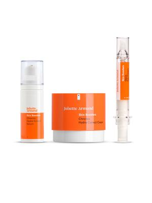 Juliette Armand Promo Pack Chronos Hydra Correct Serum 30ml + Juliette Armand Chronos Hydra Correct Cream 50ml + Opsis Eye Cream 10ml