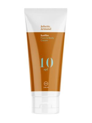 SUN FILM FACE & BODY CREAM SPF 10 200ml