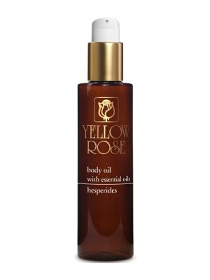 Λάδι μασάζ BODY OIL WITH ESSENTIAL OILS HESPERIDES 200ml