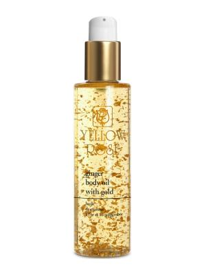 GINGER BODY OIL WITH GOLD 200ml